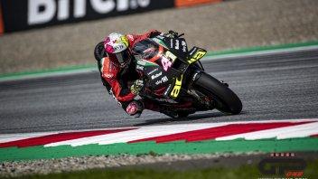 "MotoGP: A.Espargarò: ""Rivola mi ha dato l'ok per convincere Vinales e ce l'ho fatta"""
