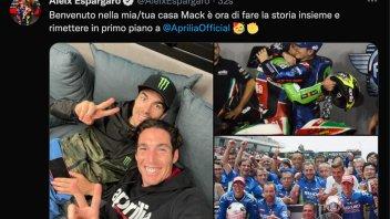 "MotoGP: Espargarò welcomes Vinales: ""it's time to make history together"""