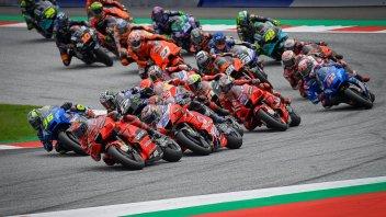 MotoGP: GP Austria, Red Bull Ring: gli orari tv su Sky e TV8, streaming su DAZN