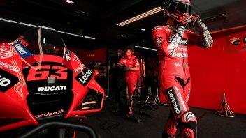 """MotoGP: Bagnaia: """"Silverstone non è favorevole alla Ducati ma lavoriamo bene"""""""