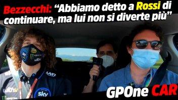 """MotoGP: Bezzecchi: """"Abbiamo detto a Rossi di continuare, ma non si diverte più"""""""