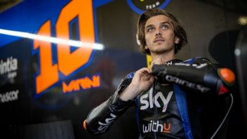 """MotoGP: Marini: """"It would be nice to continue with Vale, but forcing him would have been wrong"""""""