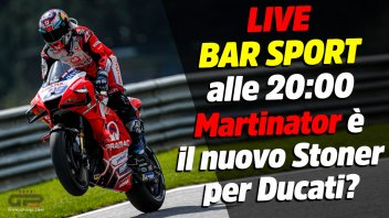 MotoGP: Live Bar Sport alle 20:00 - Martinator è per Ducati il nuovo Casey Stoner?