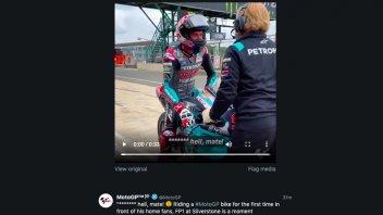"MotoGP: Jake Dixon and MotoGP debut: ""Fucking hell, mate!"""