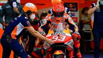"""MotoGP: Marquez: """"I don't know if I'll go back to being the Marc I used to be, I have to find my instincts"""""""