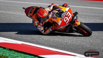 """MotoGP: Marquez: """"al Red Bull Ring finire sul verde può compromettere il GP"""""""