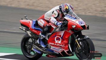 """MotoGP: Martin: """"Ho tagliato per trovarmi in una posizione migliore per la pole"""""""