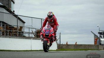 MotoGP: Miller prenota la pole a Silverstone: sua la FP3. Bagnaia 5°, Rossi 7°