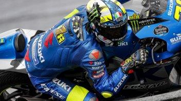 "MotoGP: Mir: ""we had to chase Ducati, Suzuki worked well"""
