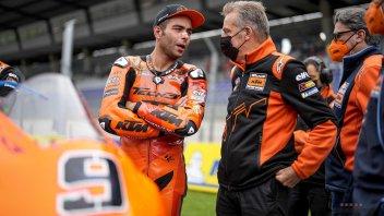 """MotoGP: Petrucci: """"Un contratto a vita con KTM e la Dakar, per me un sogno"""""""