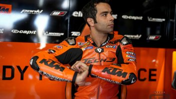 """MotoGP: Petrucci: """"No offers from SBK, I'll do the Dakar with KTM"""""""