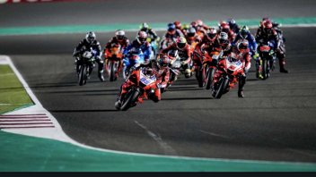 MotoGP: La MotoGP aprirà il 2022 con l'usuale notturna a Losail, in Qatar il 6 marzo