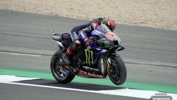 MotoGP: Quartararo vince in solitaria a Silverstone, podio di Aprilia con Espargarò