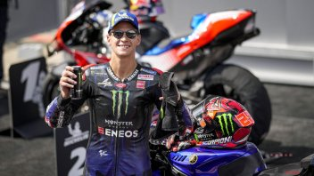 """MotoGP: Quartararo: """"The best plan for the race is not to have a plan"""""""