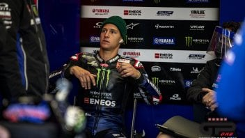 """MotoGP: Quartararo: """"There are things that go in one ear and come out of the other"""""""