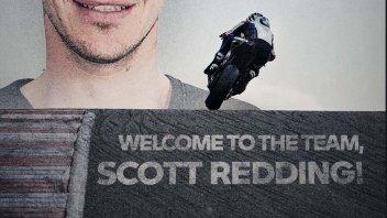 MotoGP: Scott Redding, 'make life a race', BMW recommends