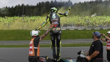 """MotoGP: Rossi and retirement: """"riders of the past had more heart and passion, now it's a real work"""""""