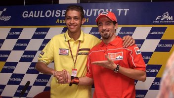 """MotoGP: Biaggi: """"Never friends with Rossi, but I'd like to have a laugh with him."""""""