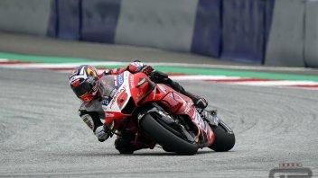 MotoGP: Zarco umilia tutti nella FP1 in Austria: nuovo record. Mir 2°, Rins 3°