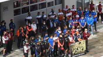 News: Un minuto di silenzio al Red Bull Ring in ricordo di Hugo Millan
