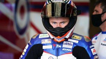 """SBK: BSB Cadwell Park FP3: Vickers vola anche sul bagnato, Ducati a oltre 1"""""""