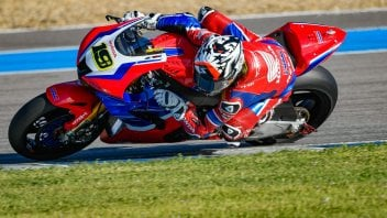 SBK: It's official: after two seasons Honda says goodbye to Alvaro Bautista