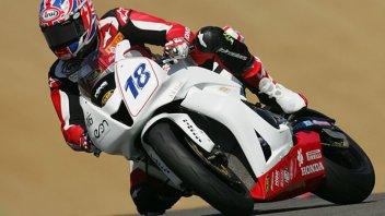 SBK: Brands Hatch, 3 agosto 2008: addio a Craig Jones