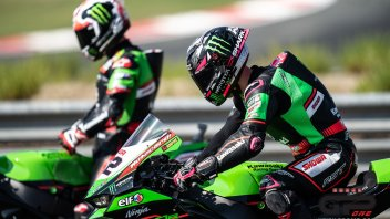 SBK: Kawasaki chasing every tenth possible in the test in Portimao