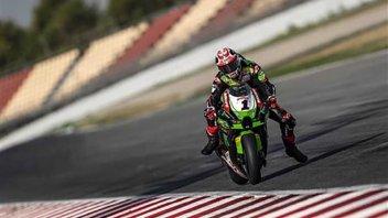 SBK: Kawasaki mette alla frusta i freni nella bollente Barcellona