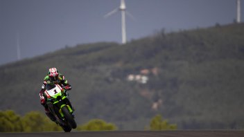 """SBK: Rea: """"In Portimao test I was riding with a smile on my face"""""""