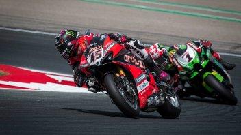 SBK: Fight club a Navara: Redding e la Ducati battono Rea e la Kawasaki!