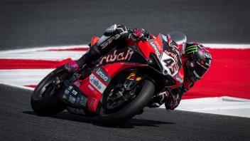 SBK: Redding Power: vince Gara 1 a Navarra! 2° Rea, 3° Razgatlioglu
