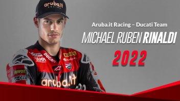 SBK: Michael Rinaldi affiancherà Alvaro Bautista in Ducati nel 2022