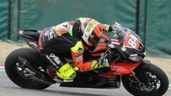 SBK: CIV: Divorzio consensuale fra Riccardo Russo e il team Nuova M2 Racing