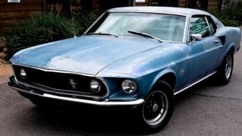 Auto - News: In vendita una Ford Mustang del '69 appartenuta a Steve McQueen