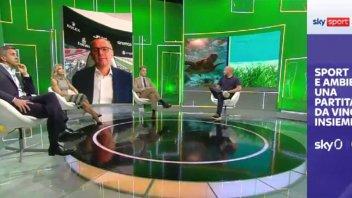 """Auto - News: Stefano Domenicali, F.1: """"non siamo quelli che stanno inquinando il mondo"""""""