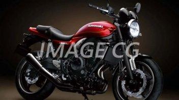 Moto - News: Kawasaki Z650RS: ecco tutti i dati prima della presentazione
