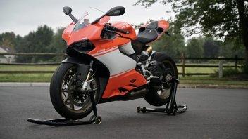 Moto - News: Usato per pochi: Ducati 1199 Superleggera con 500 miglia all'asta
