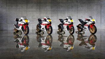 Moto - News: Yamaha R-Series 2022: una livrea speciale per i 60 anni nelle corse