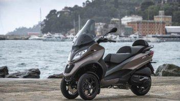 Moto - Scooter: Piaggio vince contro Peugeot: i francesi hanno copiato l'MP3