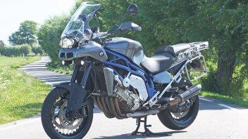 Moto - News: Una BMW GS da 1.600 cc? Eccola!