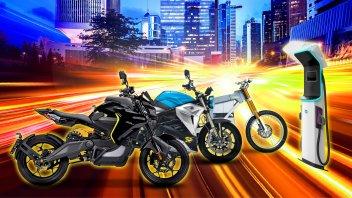 Moto - News: Le 10 moto elettriche più vendutedel 2021