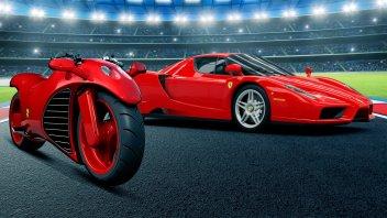Moto - News: Le 11 moto più assurde... Ispirate alle supercar