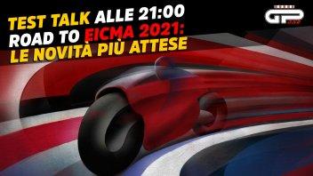 Moto - News: LIVE Test Talk alle 21:00 – Eicma 2021: le novità più attese!
