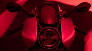 Moto - News: Triumph Speed Triple 1200 RR 2022: eccola nel secondo teaser video!