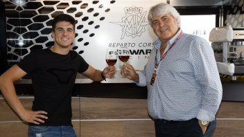 Moto2: Marcos Ramirez correrà con MV Agusta e Forward nel 2022