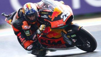 Moto2: Magnifico Raul Fernandez: è pole a Misano, 8° Bezzecchi