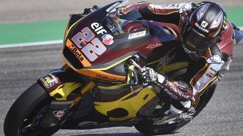 Moto2: Lowes in pole ad Aragón, Gardner e Fernandez in prima fila