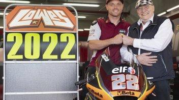 Moto2: Sam Lowes con Marc VDS anche nel 2022