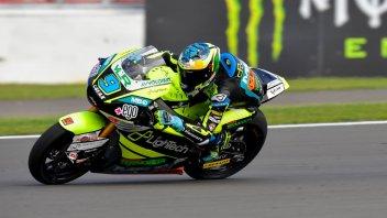 Moto2: Navarro fa il vuoto nella FP1 di Aragon, 3° Bezzecchi